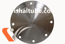 ASTM A105 Carbon Steel Blank Flange Supplier In India