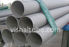 ERW 316L Stainless Steel Pipes
