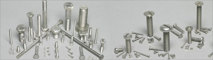 Suppliers and Exporters of ASTM A105 Nuts, Bolts & Washers