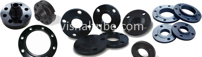 ASTM A105 Carbon Steel Flanges Manufacturer in India