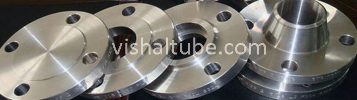 316Ti Stainless Steel Flanges Manufacturer In India