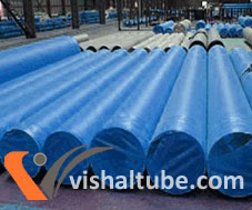 Stainless Steel ERW / Welded Pipes Packaging