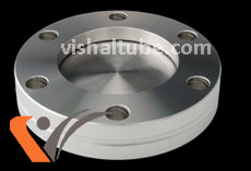 ASTM A182 SS 316Ti Blank Flange Supplier In India