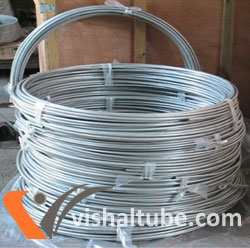 Stainless Steel 317 Coiled Welded Tube Importer In india