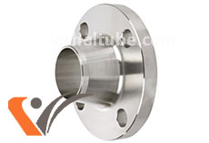 ASTM A182 SS 316Ti Neck Raised Flanges Supplier In India