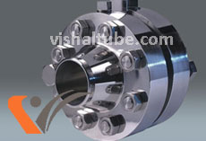 ASTM A182 SS 316Ti Orifice Flanges Supplier In India