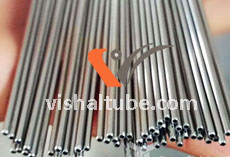 Stainless Steel Capillary Pipe Supplier In Hyderabad