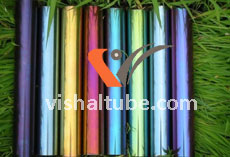 Stainless Steel Colour Coated Pipe Supplier In Hyderabad