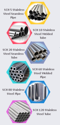 Stainless Steel Pipes & Tubes Supplier In Hyderabad