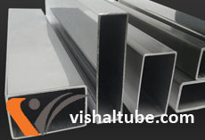 Stainless Steel 317 Rectangular Tube Supplier In India