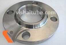 ASTM A182 SS 316Ti Screwed Flanges Supplier In India