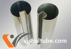 Stainless Steel 317 Slot Round Tube Supplier In India