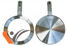 ASTM A182 SS 316Ti Spade Flanges Supplier In India
