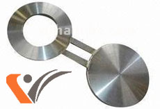ASTM A182 SS 316Ti Spectacle Blind Flanges Supplier In India
