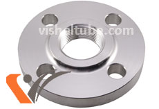 ASTM A182 SS 316Ti Threaded Flanges Supplier In India