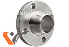 ASTM A182 SS 316Ti Weld Neck Flanges Supplier In India